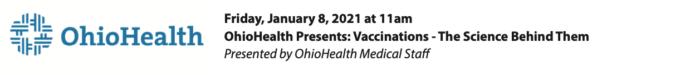 OhioHealth Vaccine